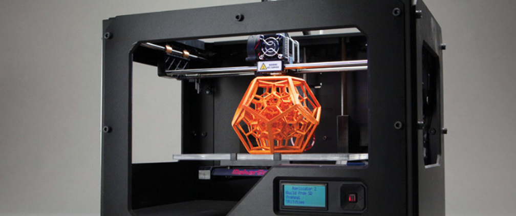 Learn About Design: Prototyping and 3D Printing Options