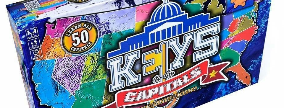 Keys to the Capitals board game makes positive impact on Autism community