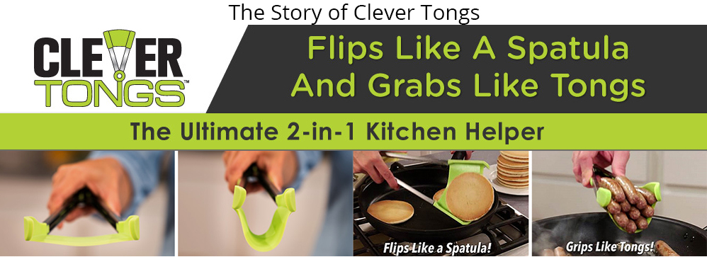 By Inventors, For Inventors | The Story of Clever Tongs