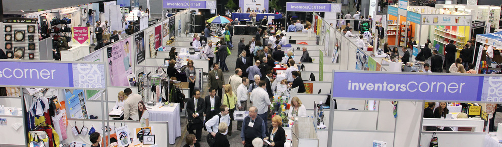 Three Reasons Why Inventors Should Go to a Trade Show