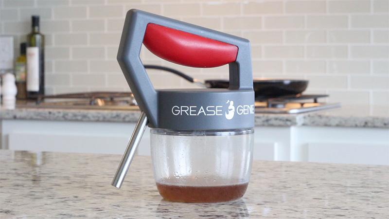 Grease Genie
